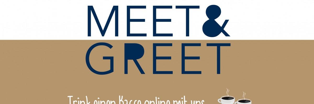 virtuelles Meet & Greet