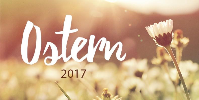 Predigtreihe: Ostern 2017