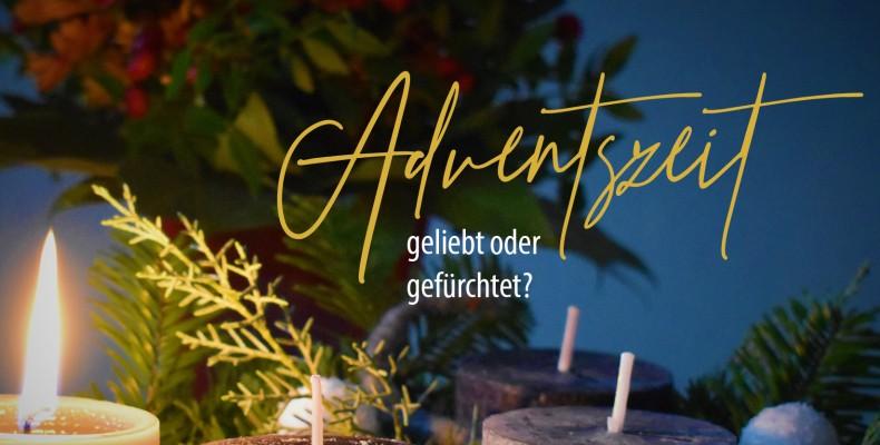 Predigtreihe: Adventszeit