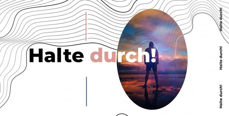 Predigtreihe: Halte durch