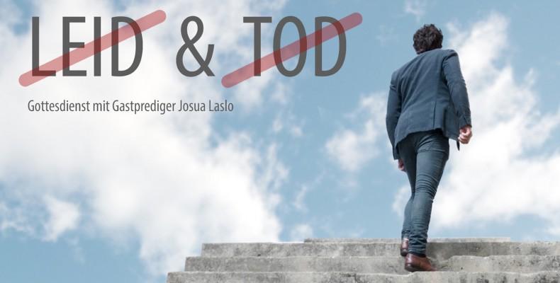 Predigtreihe: Kein Leid & kein Tod